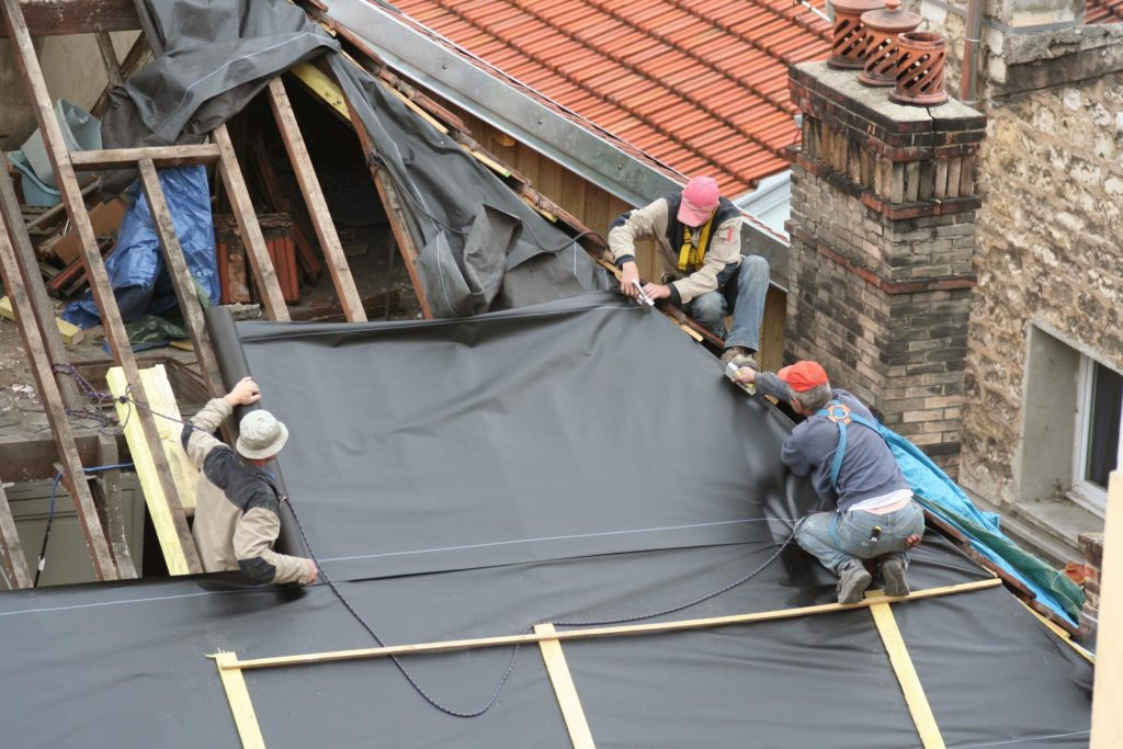Crowley Roofers - Services